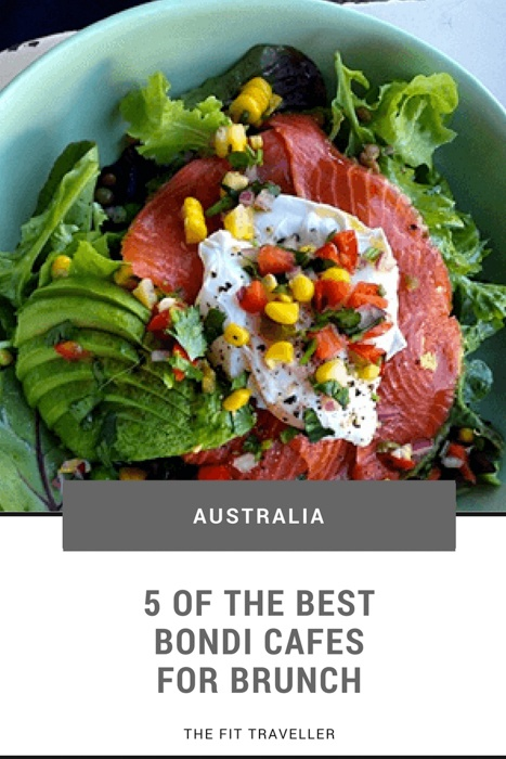 5 of the Best Bondi Cafes for Brunch | Healthy Cafes near Bondi Beach. This local's guide to the best Bondi cafes for breakfast and brunch will help you welcome the weekend in Sydney's favourite beachside suburb. We help you find the best Bondi cafe for your breakfast or brunch so you can welcome the weekend in Sydney's favourite beachside suburb like a local. ********** Best Bondi Cafe | Bondi Cafe | Bondi Cafes | Breakfast in Bondi | Healthy Cafes Bondi | Sydney Cafes | Where to eat in Bondi | Things to do in Sydney | Things to do in Bondi | Best health cafes in Sydney | Bondi Beach Cafes |