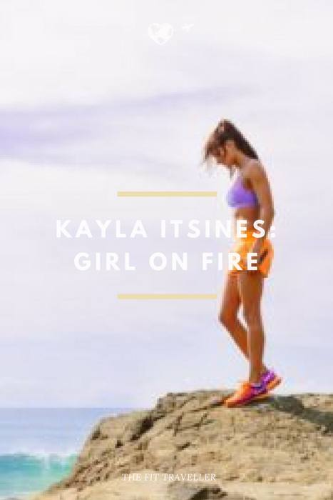 Kayla Itsines: Girl on Fire | Interview with Kayla Itsines | The Fit Traveller. You may you already know the name Kayla Itsines. But for those who haven't experienced the Itsines effect, let us introduce you to this 'girl on fire'. ********** Kayla Itsines | Bikini Body Guide | Kayla Itsines Workout | BBG Guide | Bikini Body | Kayla Fitness | Kayla App |