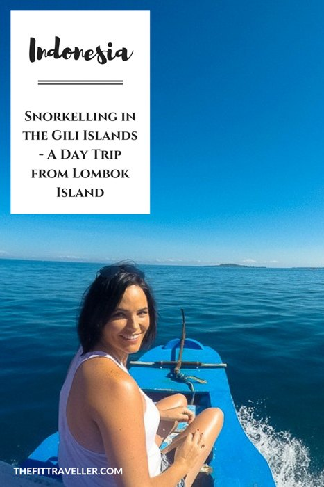 Snorkelling in the Gili Islands | Day Trip from Lombok | Snorkelling Gili Islands | We found the best snorkeling in the Gili Islands. Gili Islands snorkeling was a fun day trip from Lombok. When it comes to what to do in the Gili Islands snorkeling should be top of your to do list @thefittraveller