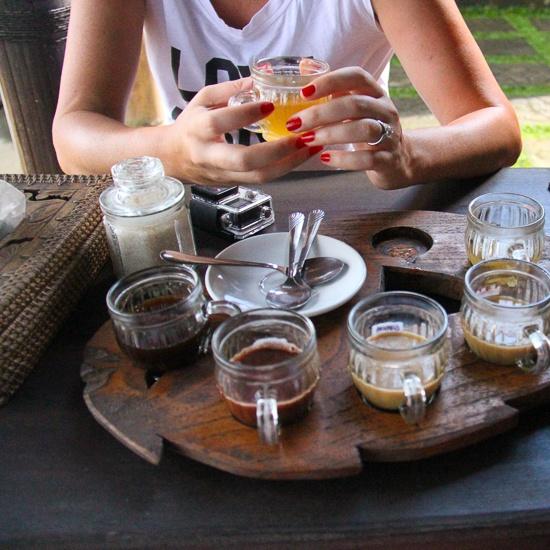 Luwak coffee Ubud
