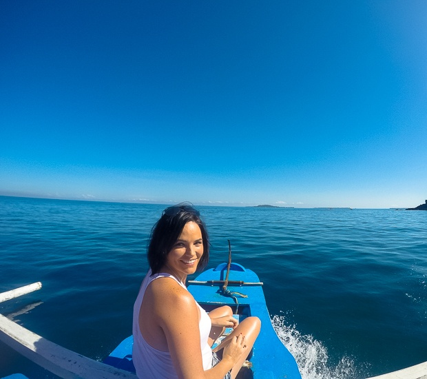 snorkelling Gili Islands
