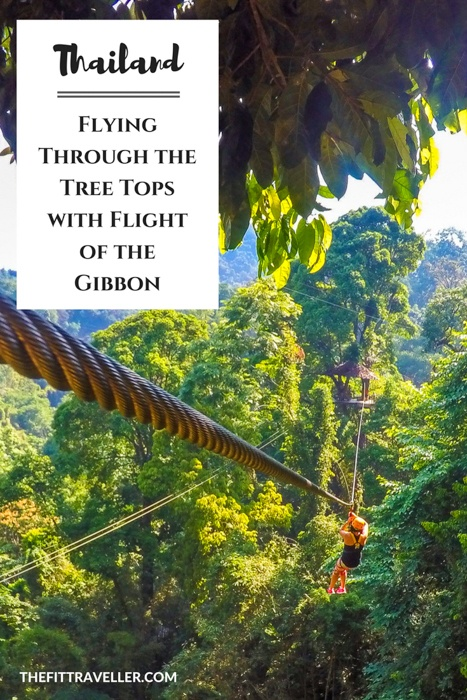 Flying Through the Tree Tops with Flight of the Gibbon | Best Zipline Chiang Mai | Flight of the Gibbon | Chiang Mai Zipline | Zipline Tour | Adventure Travel Thailand | Chiang Mai Thailand | Things to do in Chiang Mai | What to do in Chiang Mai | #hugthailand #flightofthegibbon #adventuretravel #ziplining #thailand #chaingmai