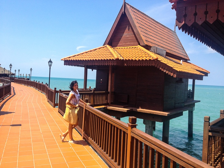Langkawi overwater bungalows
