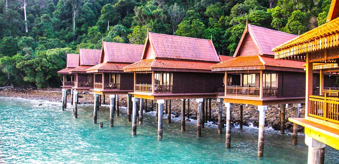 Langkawi Overwater Bungalows Berjaya Beach Resort Langkawi