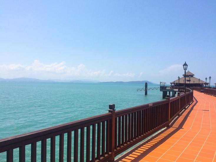 Berjaya beach resort Langkawi