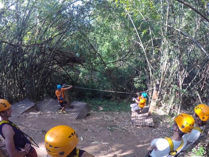 best zipline Chiang Mai