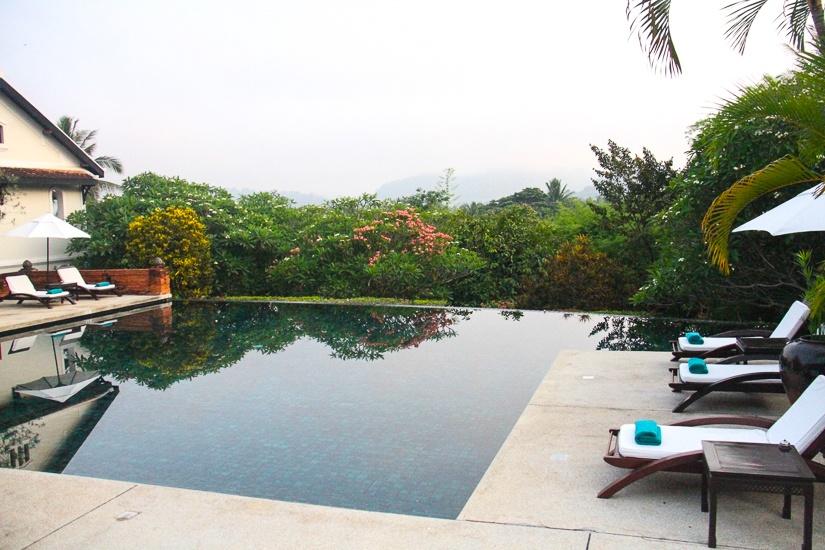 5 star hotel Luang Prabang
