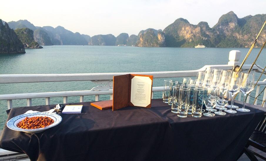 5 star halong bay cruise