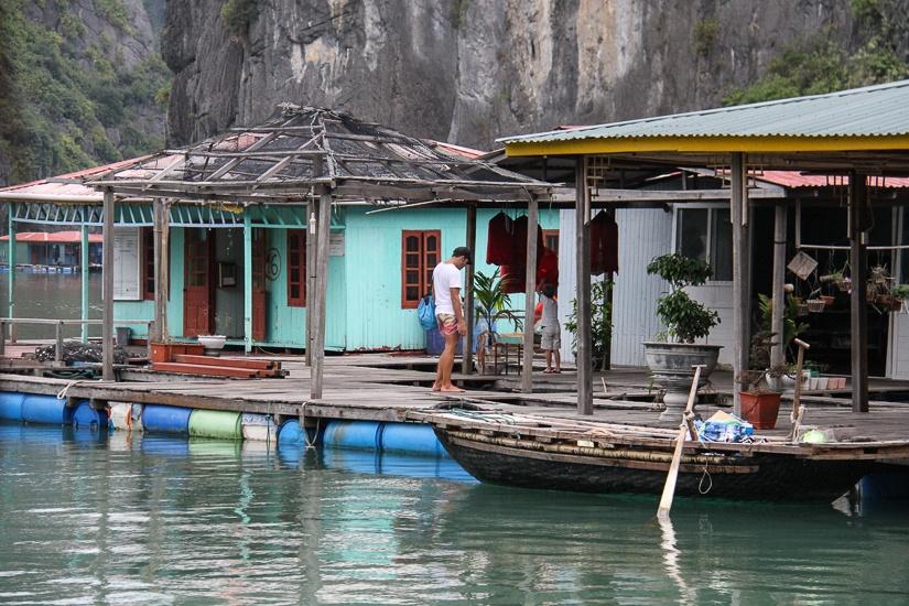luxury cruise halong bay vietnam