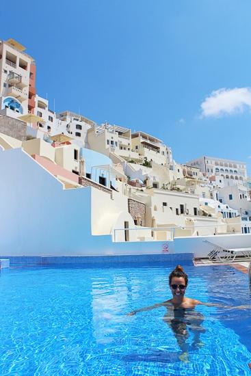 Loucas Hotel Santorini