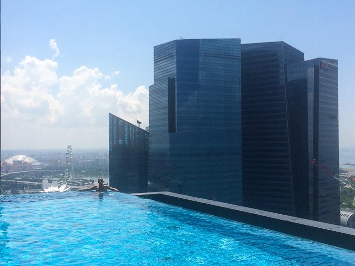 westin singapore review