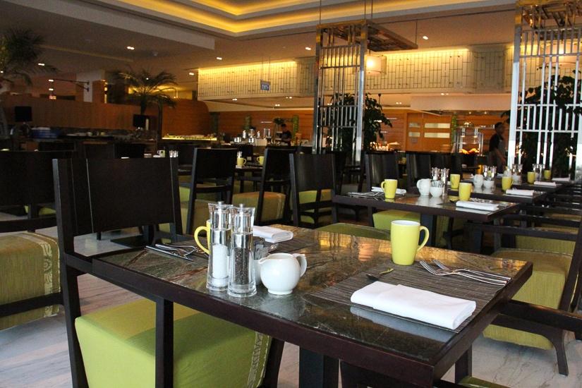 Westin Singapore restaurant