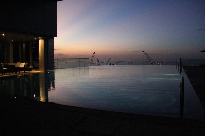 westin hotel singapore review