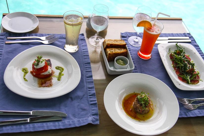 Azzuri Mare, Centara Grand Island Resort & Spa, Maldives