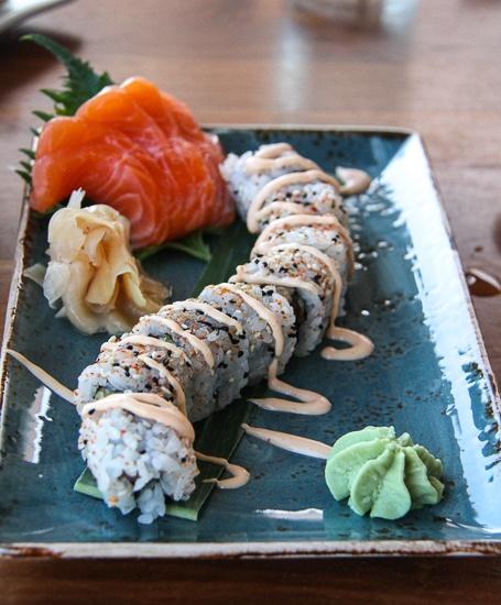 sushi Mykonos
