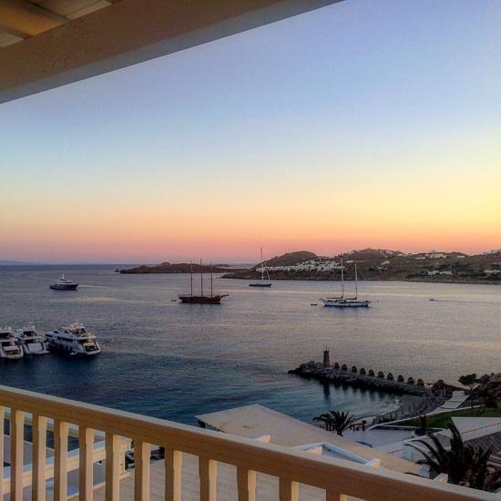 Holidays in Mykonos