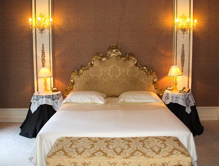 Unique luxury hotel Venice, Italy