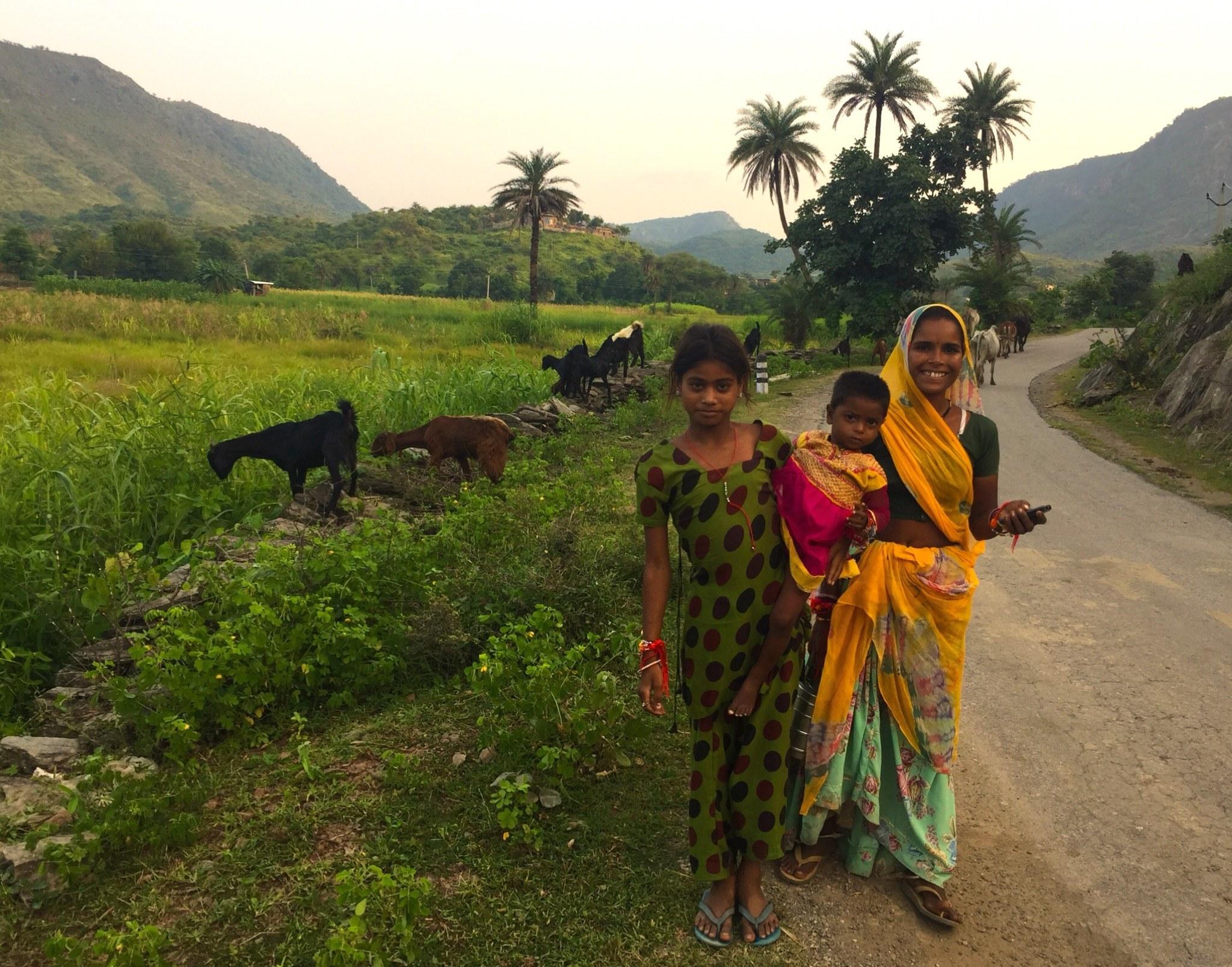Udaipur village