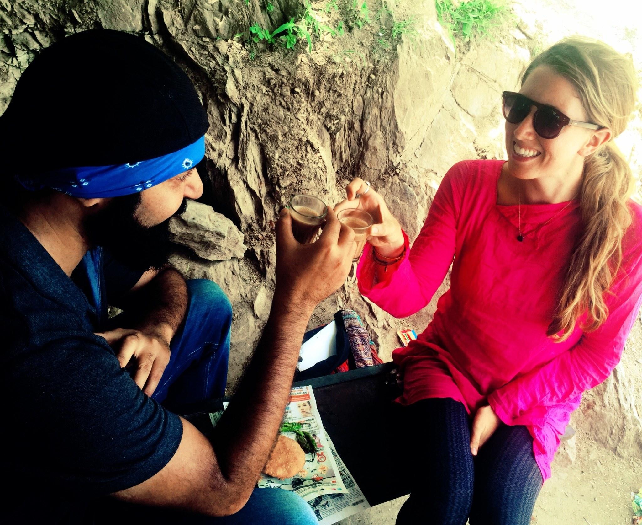 volunteering in Udaipur