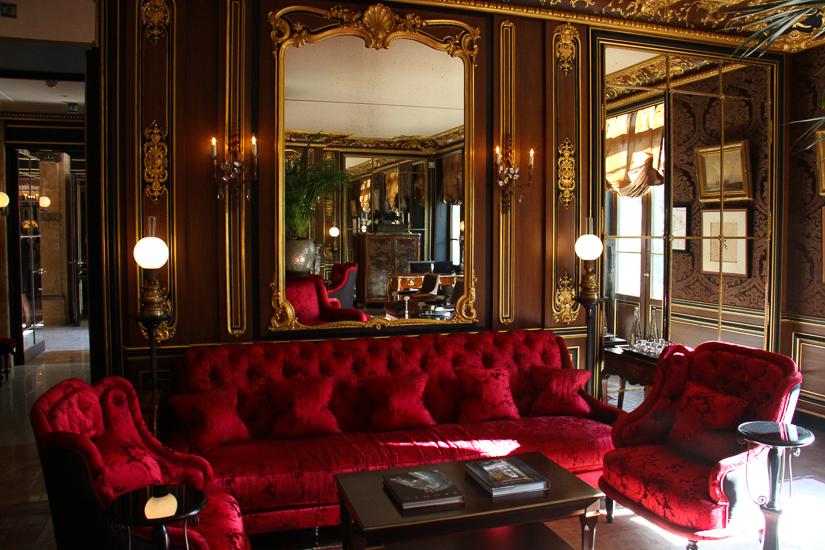 La Reserve Hotel Paris