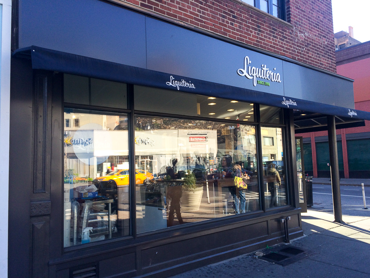 healthy restaurants in the West Village