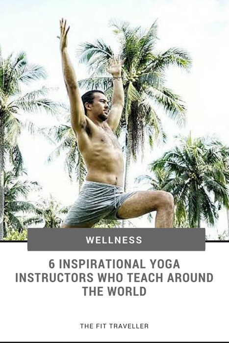 6 Inspirational Yoga Instructors Who Teach Around the World | Yoga Jobs abroad. Leaving the corporate desk behind to travel is a dream for many. These six inspirational yogis packed their mats for yoga instructor jobs around the world. ***** Yoga Jobs | Travelling Yogi | How to teach yoga and travel | Find Yoga Jobs | Yoga Trade | Traveling Yoga Instructors | Yoga Abroad | Yoga Retreats | Teach Yoga Overseas | Yoga Therapy | Find Yoga Jobs |