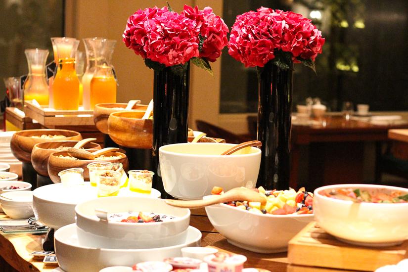 One-Ninety Restaurant, Four Seasons Hotel Singapore.