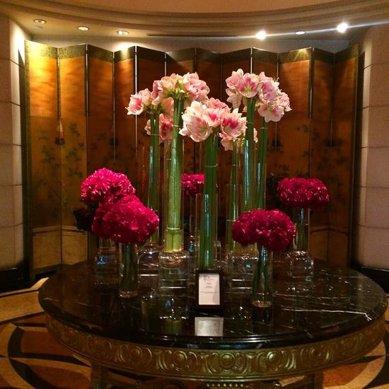 Four Seasons Hotel Singapore.