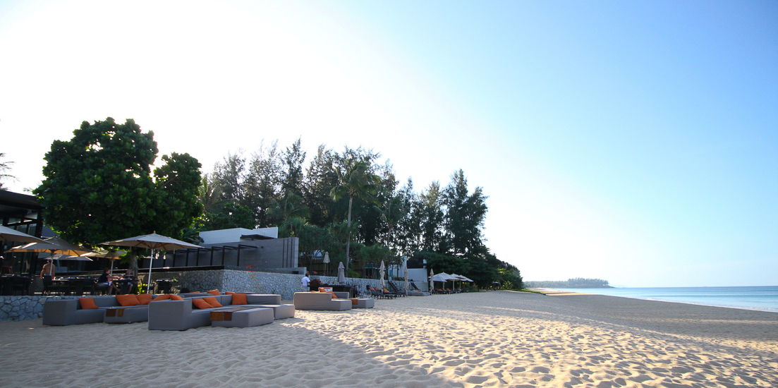 Natai Beach Aleenta Resort and Spa, Phuket, Thailand.