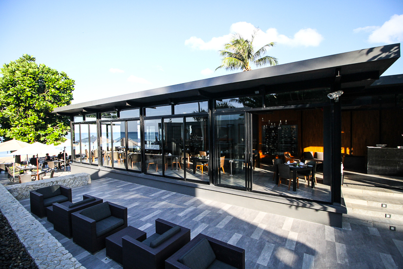 The EDGE Restaurant at Aleenta Phuket Thailand