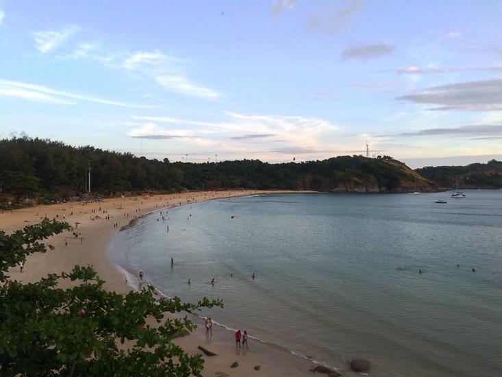 Phuket's best beaches Nai Harn Beach, Thailand