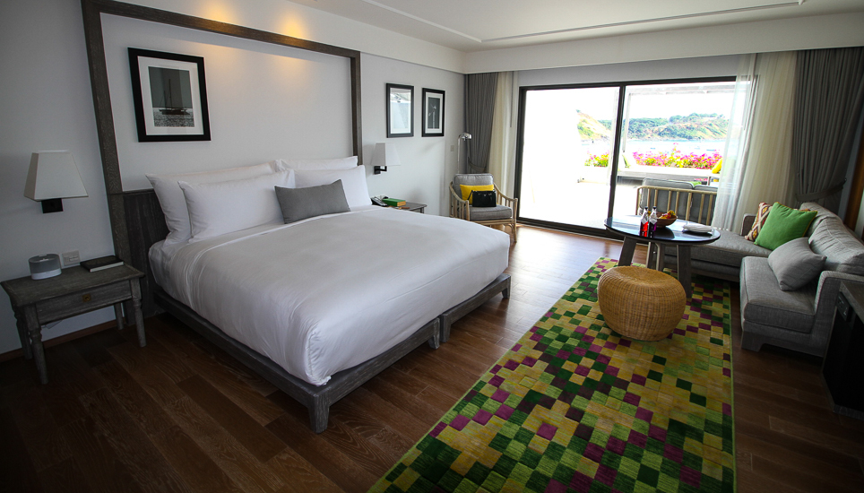 nai harn beach hotels