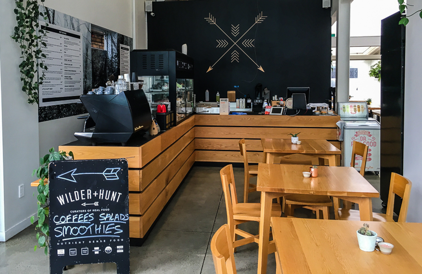 healthy cafes auckland