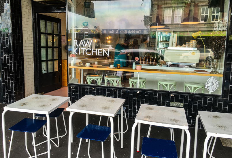 auckland healthy cafes