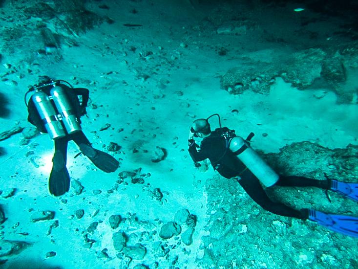 Tulum diving
