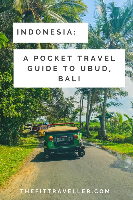 What to do in Ubud | What to see in Ubud | Yoga studio Ubud | Healthy restaurants Ubud | Travel Guide Ubud | What to do in Ubud, Bali | Where to stay in Ubud | Tourist sights Ubud | What to see in Ubud | Things to do in Ubud | Things to do in Bali | How to Stay Active in Ubud | Yoga in Ubud | Yoga in Bali | Luxury Hotels in Ubud | #ubud #bali @thefittraveller