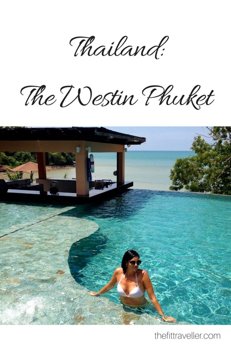 The Westin Phuket, Thailand | 5* Luxury in Siray Bay, Phuket's East Coast. |The Westin Phuket | The Westin Siray Bay | Where to Stay in Phuket | Where to Stay in Phuket Thailand | Honeymoon Hotel Phuket | Phuket Thailand | #hugthailand #thailand #phuket | 5 Star Hotel Phuket