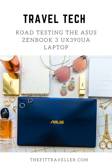We road tested the ultraportable, powerful and very pretty ASUS ZenBook3 UX390UA and it may just be the best travel laptop on the market.