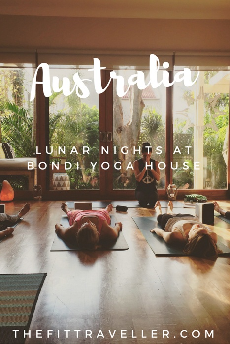 Bondi Yoga House is a place to manifest, move and connect in one of Sydney, Australia's most iconic suburbs. Read why we loved our experience at urban retreat's Lunar Nights event.