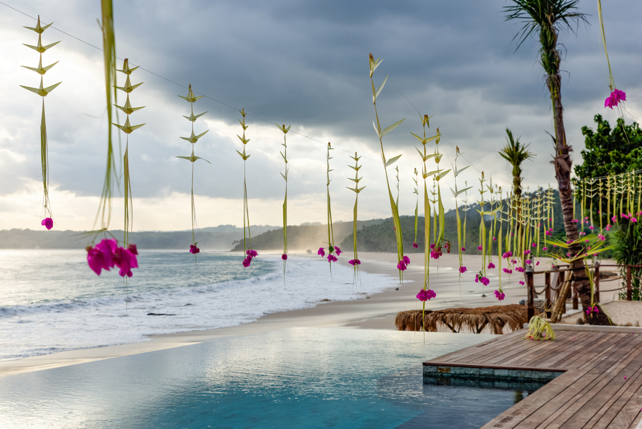 Honeymoon resort Indonesia