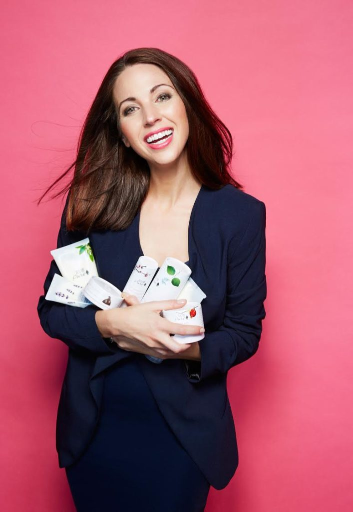 Irene Falcone's business Nourished Life is booming with further plans for expansion underway. Image © Nourished Life