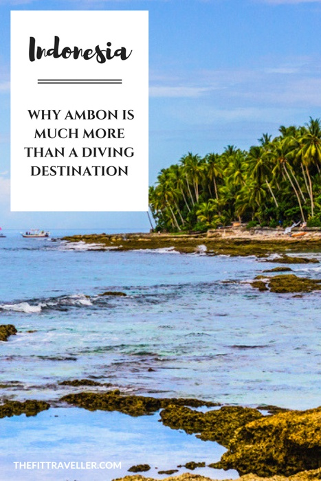 Why Ambon Indonesia is Much More than a Diving Destination. | Ambon diving is world class and the beauty of the island itself is one of Indonesia's best kept secretts, one those who come diving in Ambon have kept for a long time. Indonesia | Things to see in Ambon Maluku | What to do in Ambon | Ambon Maluku | Diving in Ambon | Cultural Activities in Ambon | Untouched Beaches in Indonesia | Indonesia's Best Beaches | #travelphotography #traveltips #diving #indonesia #ambon @thefittraveller