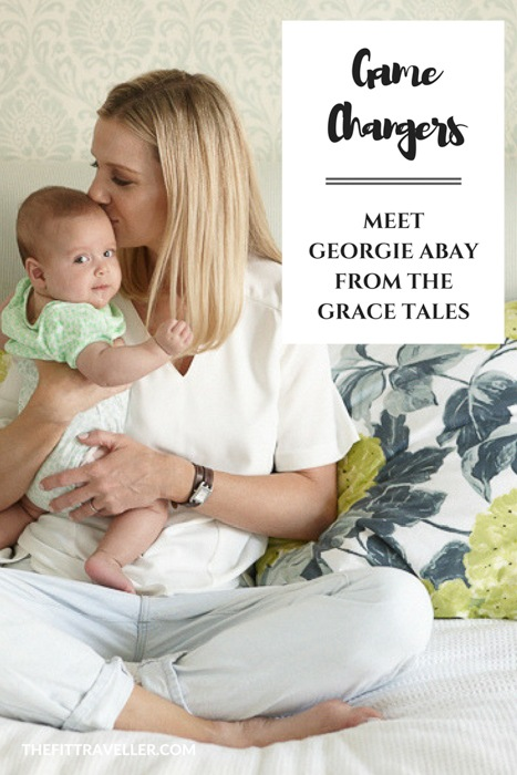 Meet Georgie Abay from The Grace Tales - Mother, Editor & Entrepreneur. Georgie Abay makes being a working mother look enviable. The mother-of-two created The Grace Tales to share style tips and inspiration for other mothers.
