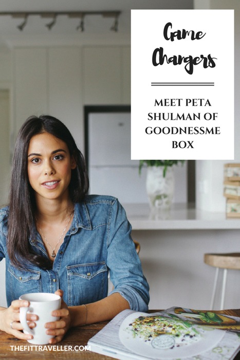 Game Changers: Meet Peta Shulman of GoodnessMe Box. GoodnessMe Box founder Peta Shulman went from battling a mystery illness to building a multi-million dollar company in six years. Read her inspiring story.