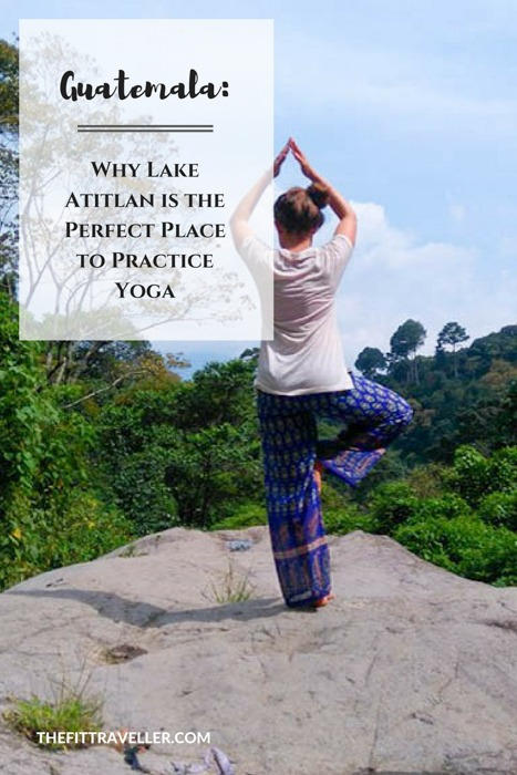 Guatemala yoga retreats - Why you should practice yoga in Lake Atitlan. We share the best places to find yoga classes and yoga retreats in Lake Atitlan Guatemala from yoga in San Marcos to the famous yoga forest guatemala. | #yoga #guatemala #atitlan #yogatravel #yogaretreat @thefittraveller