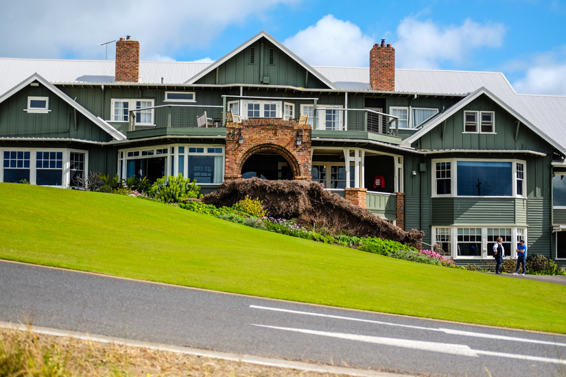 The exclusive Barwon Heads Golf Club has been a big draw card for visitors for many years. Image © Sophia Lazarides