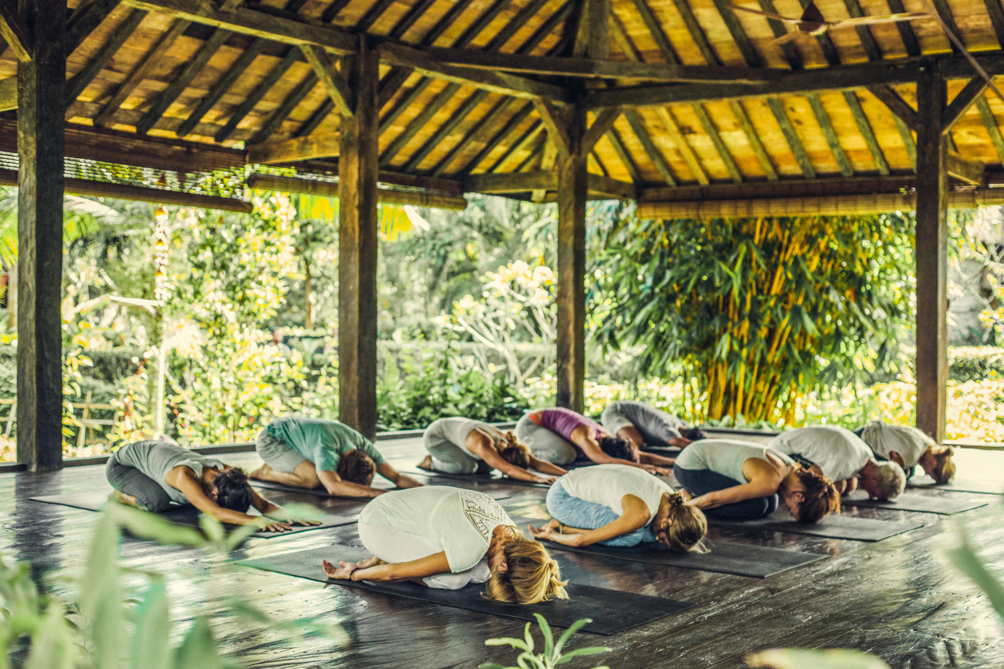 desa seni yoga retreat