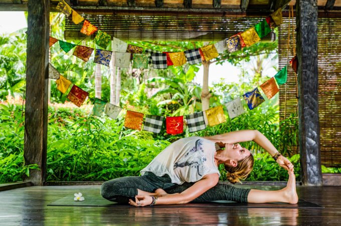 Indonesia: Weekend Wellness Retreat at Desa Seni, Bali, Bali's premier yoga and wellness retreat. Stay or drop in for a class during your time in Bali.
