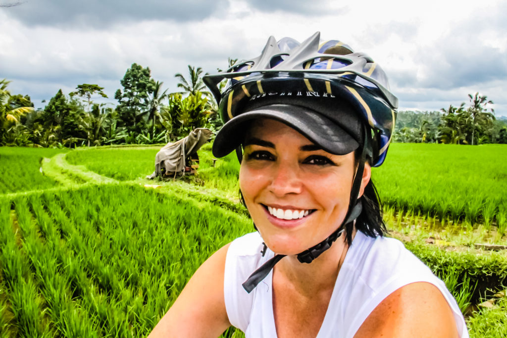 how to stay active in ubud