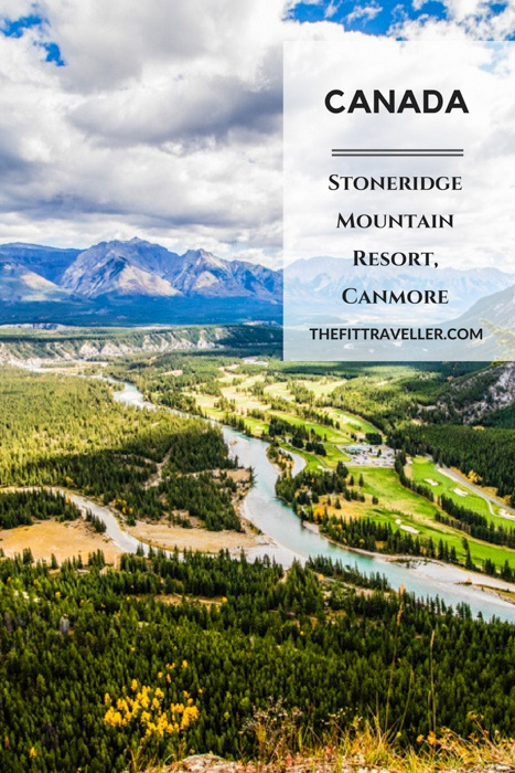 Canada: Stoneridge Mountain Resort, Canmore. A short drive outside of Banff, right in the Canadian Rockies, Stoneridge became our luxury home in the mountains.